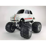 8912 Fiat Abarth 595 1/12 Scale 2WD RTR Monster Truck Q-Series