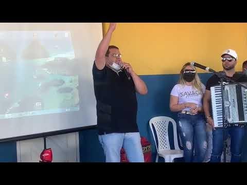 Homenagem ao vaqueiro Alex Araújo feita pelo locutor de vaquejadas Marcelo