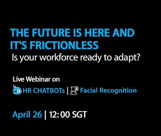 Webinar | BOTS & Facial Recognition | Ramco Systems