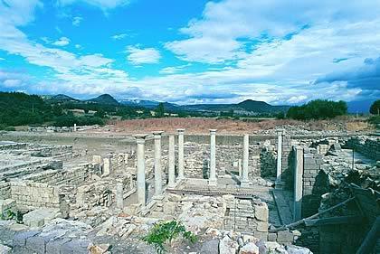 Las excavaciones modernas comenzaron a Allianoi en 1998, pero aún no están completos.