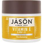 JASON Natural Products Revitalizing Vitamin E Moisturizing Creme 5000 IU 4 oz.