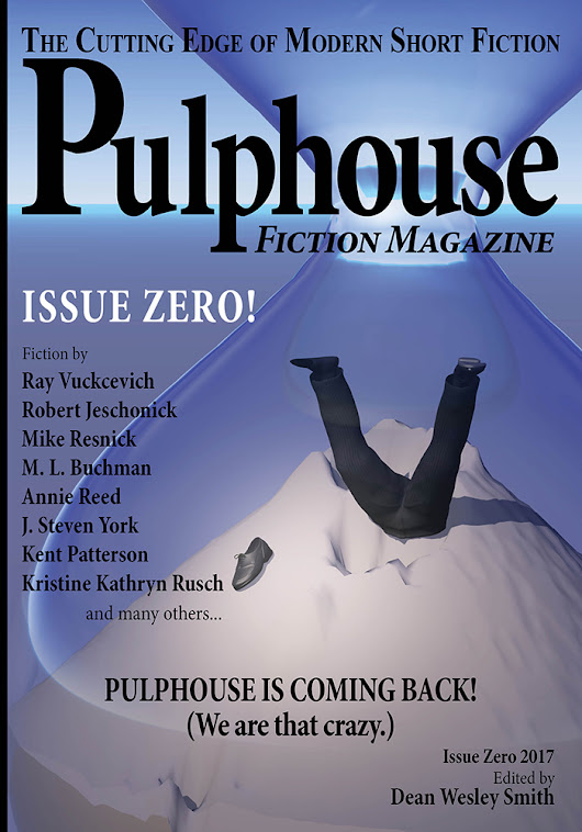Pulphouse Fiction Magazine Is Coming Back!