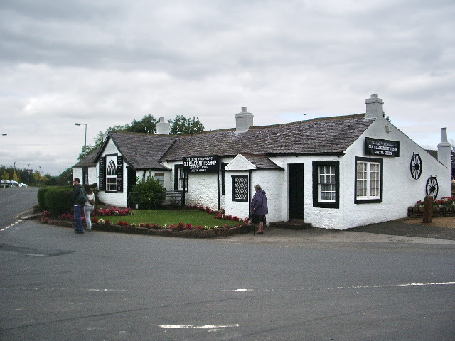 File:Old Blacksmiths Shop, Gretna Green - geograph.org.uk - 573063.jpg