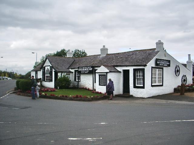 File:Old Blacksmiths Shop, Gretna Green - geograph.org.uk - 573063.jpg
