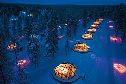 The World's Best Ice Hotels—Where the Rooms Are as Cold as They Are Beautiful | Architectural Digest