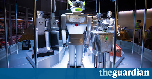 Science Museum's robotic delights hold a mirror to human society | Technology | The Guardian