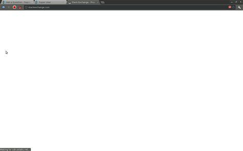 google chrome   Prevent white screen before loading page