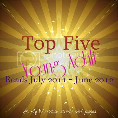 gold-star-background-Top5 Young Adult