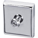 Lorell Large Heavy-Duty Cubicle Magnets - 2 /