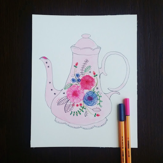 My Little Teapot