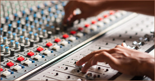 Mix With Your Song Structure In Mind | Disc Makers Blog