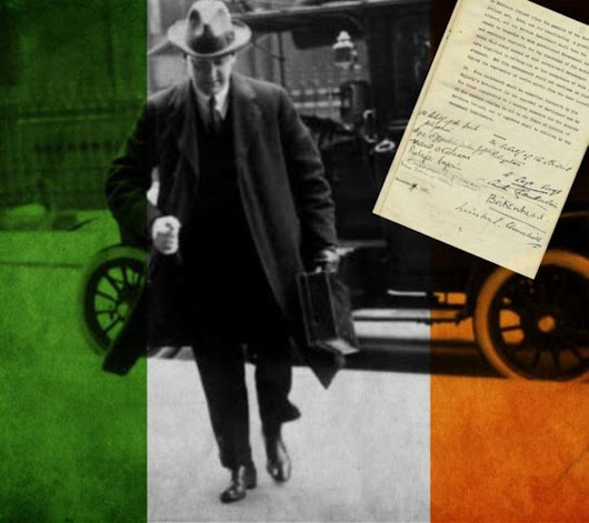 #OTD in 1921 – The first meeting of the Anglo-Irish conference was held.