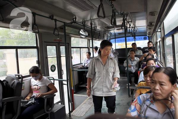lương phụ xe bus bao nhiêu