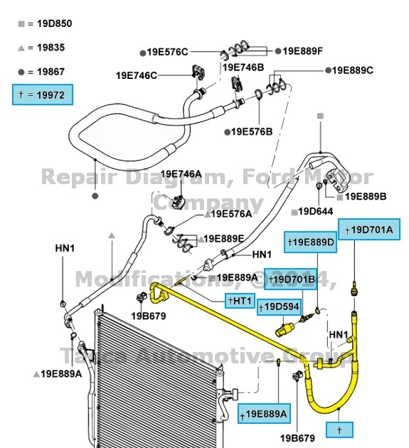31 Ford Ranger Ac System Diagram