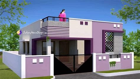 small indian village house design youtube