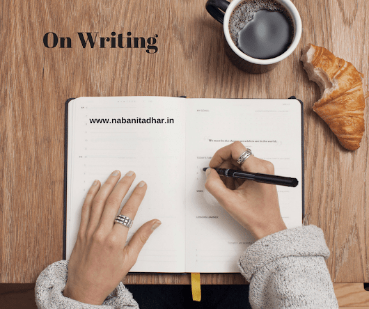 Writing - The Wind Beneath My Wings - Random Thoughts - Naba