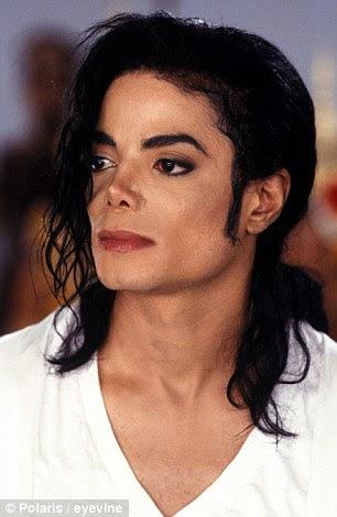 Risultati immagini per michael jackson nose