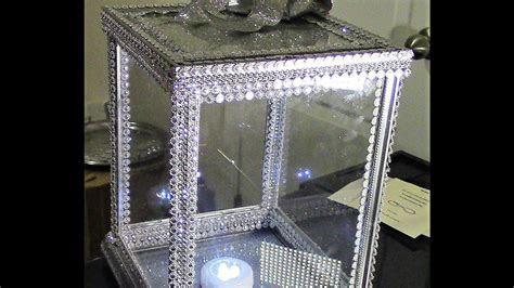DIY: Dollar Tree 100% Glass Card/Money/Keepsake Box