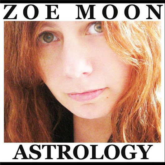 The ZOE MOON ASTROLOGY Spring Equinox Show March 16-23