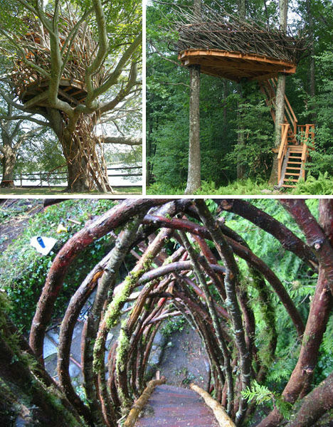 Treehouses Romero 3