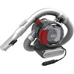 BLACK+DECKER 12V Automotive Flex Vacuum - Gray with Chili Red BDH1200FVAV