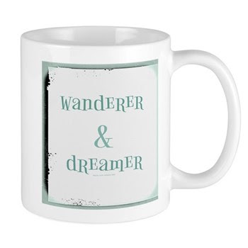 Wanderer & Dreamer Mugs