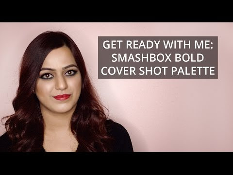 Bold with Smashbox Cosmetics Cover Shot Palette