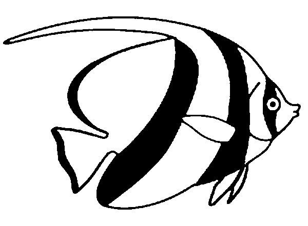 Disegno Da Colorare Pesce Daprile 8