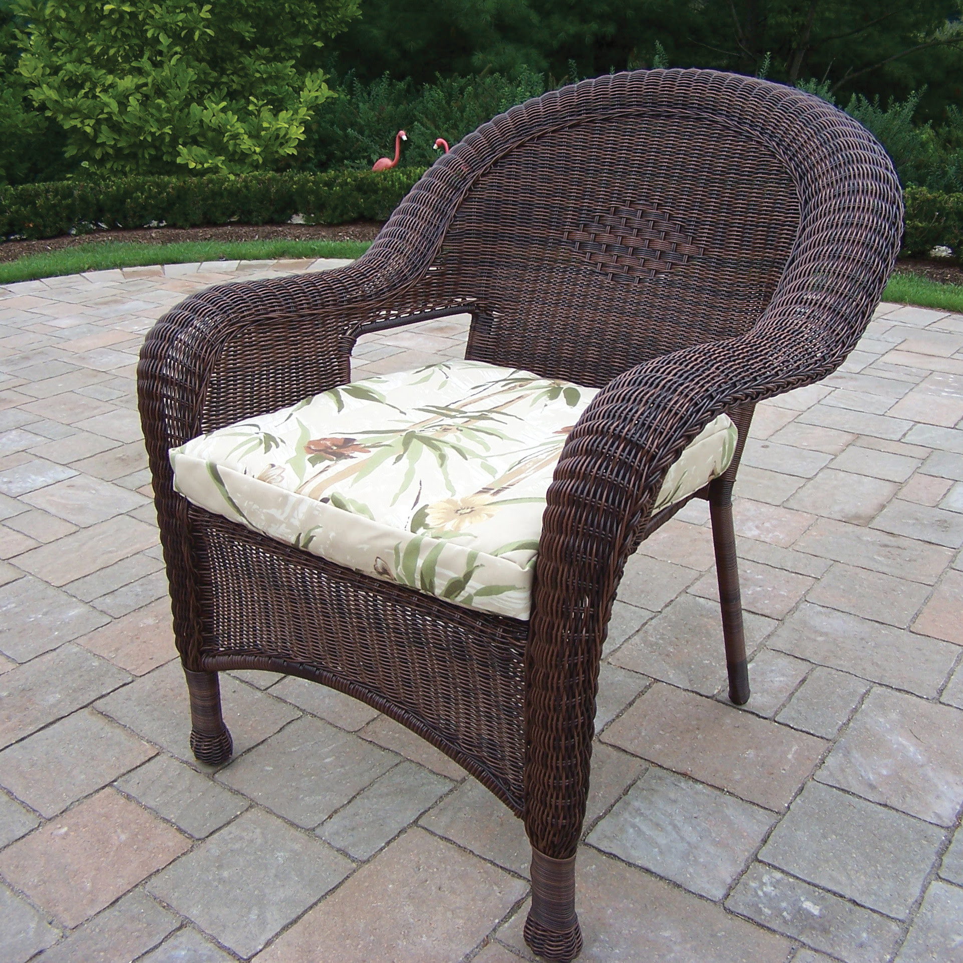 Outdoor wicker furniture for children - perfect addition ...