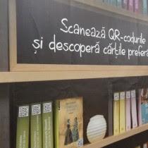 Biblioteca digital de 2 del metro de Bucarest