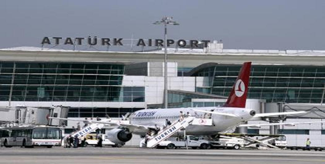 Image result for Istanbul,  airport