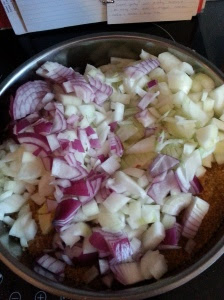 chutney ingredients