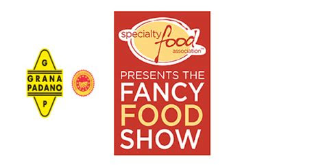 fancy food show  giugno  grana padano