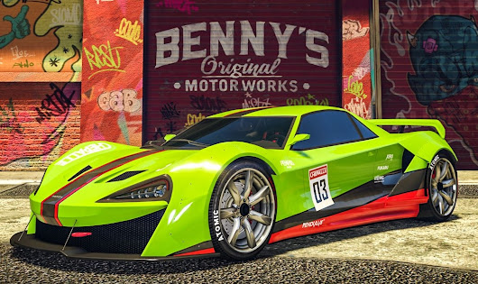 GTA Online's latest mega-expensive car costs $1,189,000