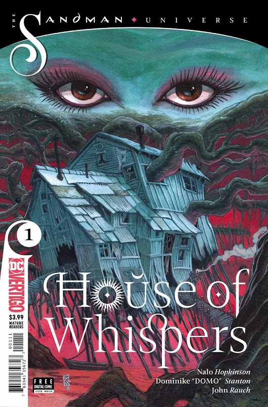 Vertigo Comics Review: House of Whispers #1