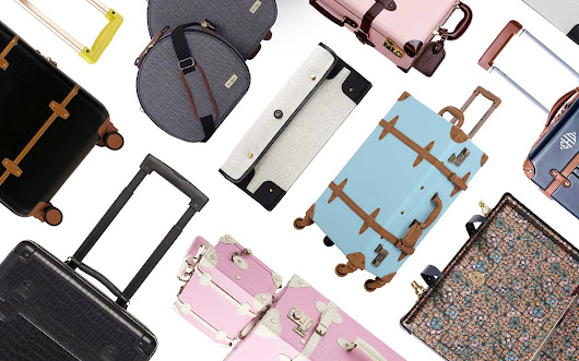 11 Suitcases With Vintage Style and Modern Features
