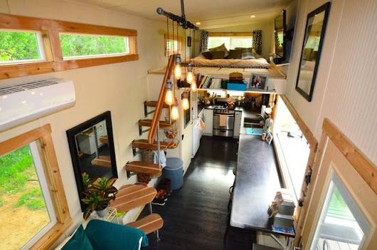 Image: Tiny House Nation' Hosts Get Honest About Going Small | realtor.com®