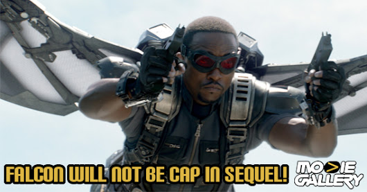 Falcon Will Not Be Captain America in the Third Movie