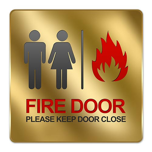 FIRE DOORS SAVE LIVES! - Fire Control Systems