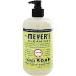 Mrs. Meyer's Clean Day Liquid Hand Soap Lemon Verbena 12.5 fl oz