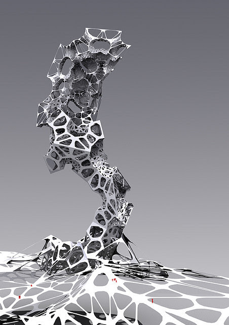 bionikbastard:  Parametric design - by am:Pm