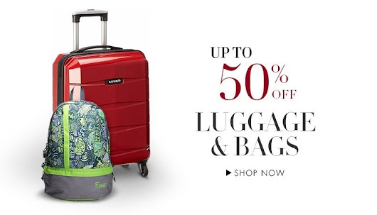 Luggage & Bags Online : Buy Luggage Bags & Travel Accessories Online in India - Amazon.in
