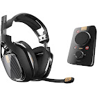 Astro A40 TR Over-Ear Headset with MixAmp Pro TR for PlayStation 4/PlayStation 3/Windows - Black