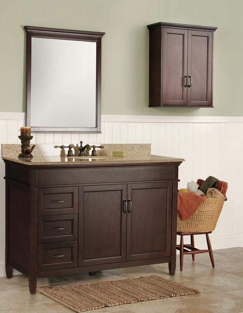 Ashburn Bath Vanities - contemporary - bathroom vanities and sink ...