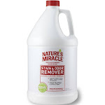 Nature's Miracle 512504 Pet Stain and Odor Remover, 1 Gallon