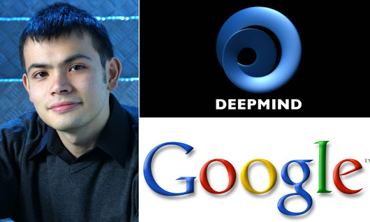 Google buys artificial intelligence firm Deep Mind