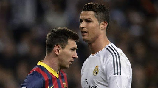 Lionel Messi v Cristiano Ronaldo row leads to stabbing death - BBC Sport