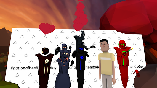 A Very Sad Goodbye - AltspaceVR Inc - A Very Sad Goodbye