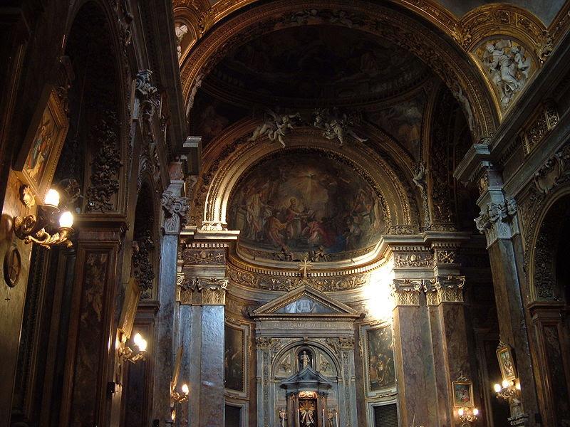 File:Chiesa di San Silvestro in Capite (Roma) (interno).JPG