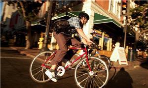 Números de ciclistas em SP vêm crescendo